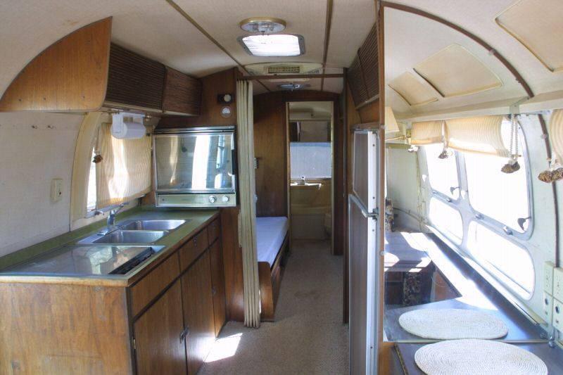 1970 Sovereign 31 Vintage Airstream