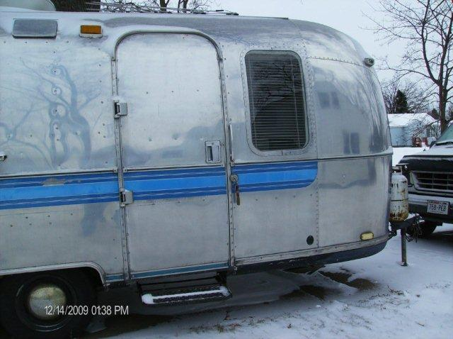 1980 Caravelle 22 Vintage Airstream