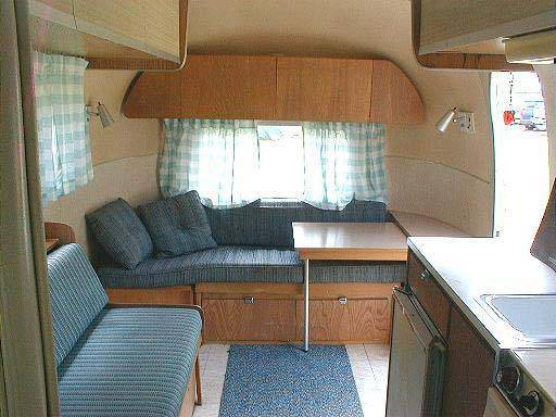1966 Caravel 17 Vintage Airstream