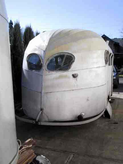1937 Clipper 20 Vintage Airstream