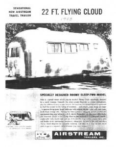 1957 Flying Cloud 22' - Vintage Airstream