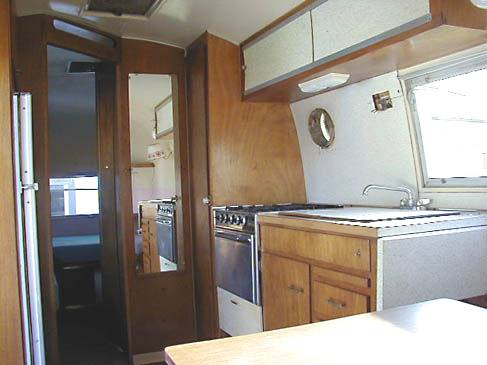 1959 Flying Cloud 22' - Vintage Airstream
