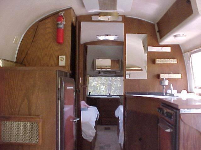 1961 Overlander 26 Vintage Airstream