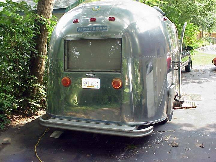 1967 Caravel 17 Vintage Airstream