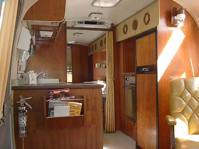 1968 Sovereign 30 Vintage Airstream