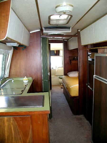 1969 Ambassador 29 Vintage Airstream
