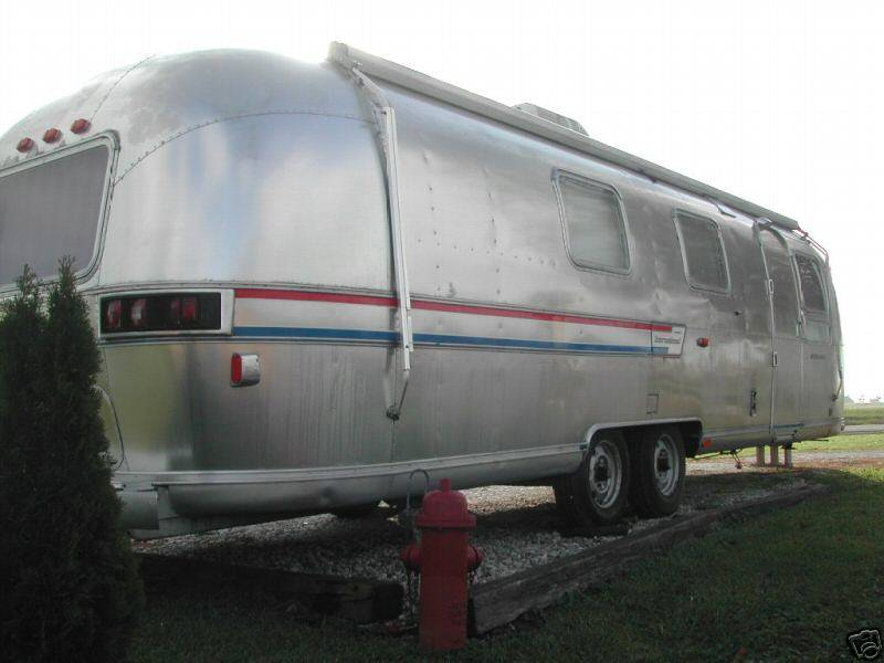 1978 Sovereign 31 Vintage Airstream