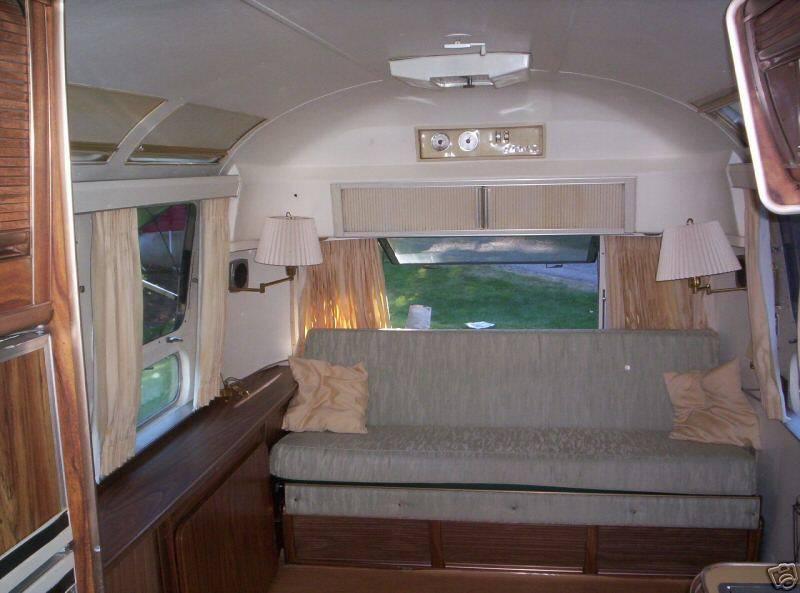 1973 Excella 500 31 Vintage Airstream