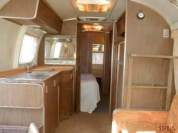 1973 Sovereign 31 Vintage Airstream
