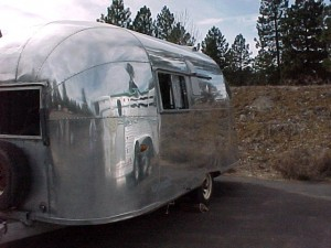 1958 18 Footer Oh Vintage Airstream