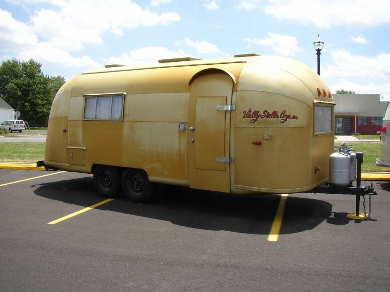 Miscellaneous Vintage Airstream