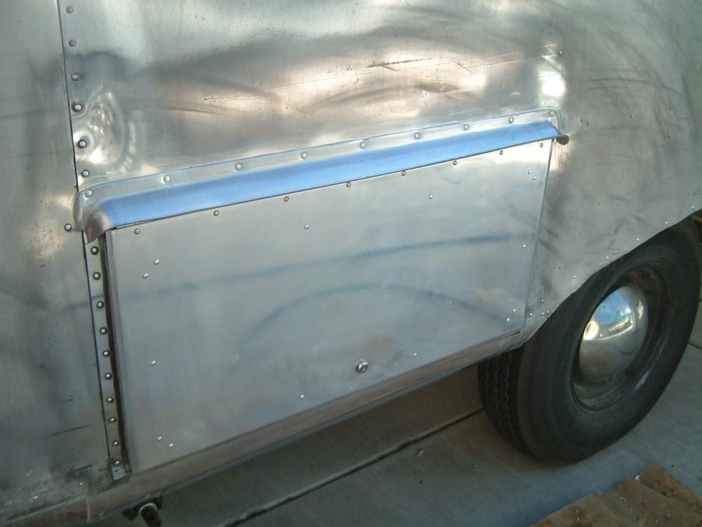 Compartment Doors Vintage Airstream