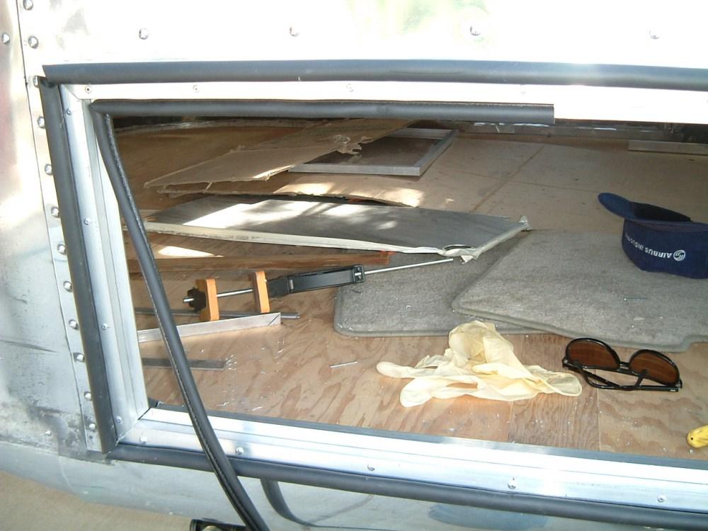 Vintage Aluminum Window Awnings