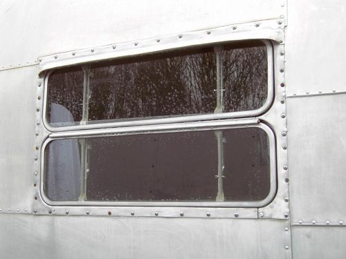 Windows, Vents & Doors - Vintage Airstream