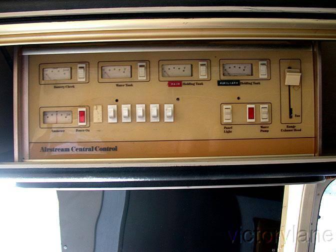 1974 Sovereign 31 Vintage Airstream