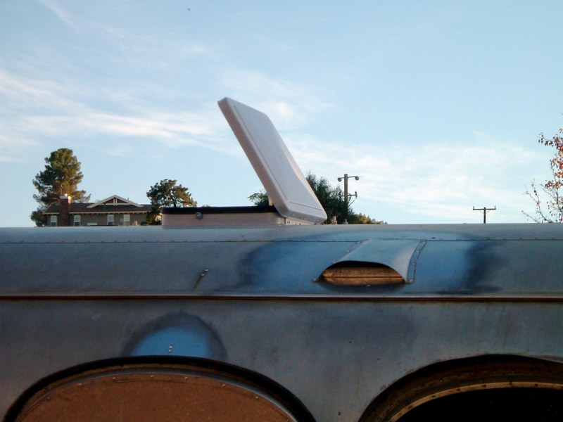 Vent Fans Vintage Airstream