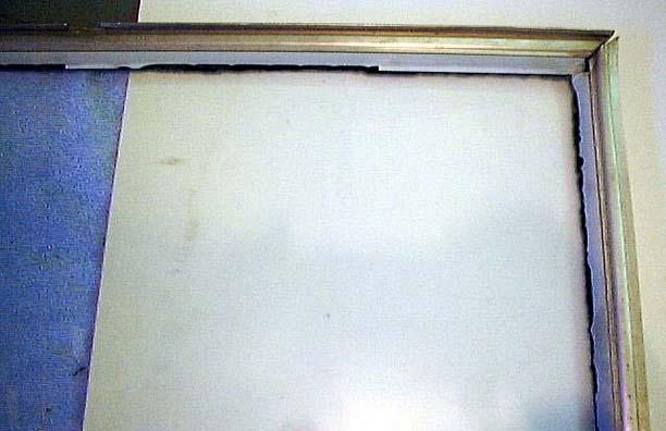 Window Repair 1961 1965 Vintage Airstream