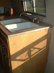 Cabinets Streetside Vintage Airstream