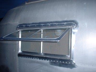 Windows Vents Amp Doors Vintage Airstream